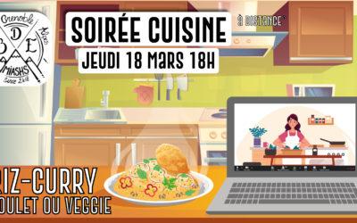 Soirée cuisine 2